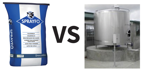 CMR vs Whole Milk