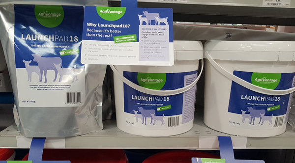 Launchpad18 Colostrum