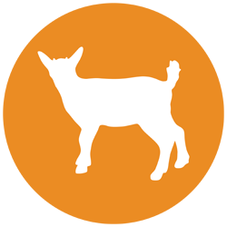 Agrivantage goat kid icon